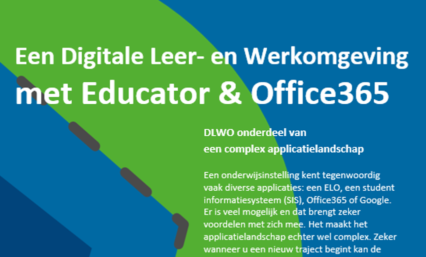 ELO met Educator en Office365