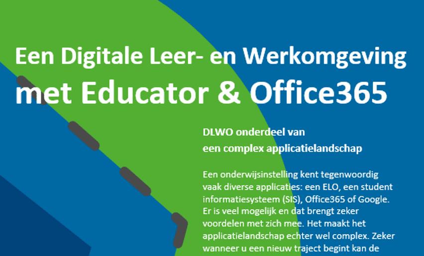 ELO met Educator en Office365